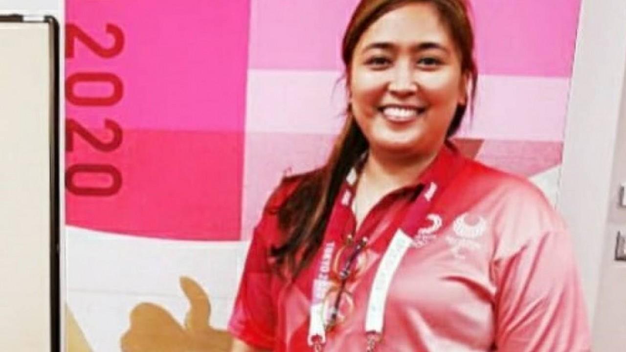 Rahadewineta, wasit Taekwondo wanita Indonesia