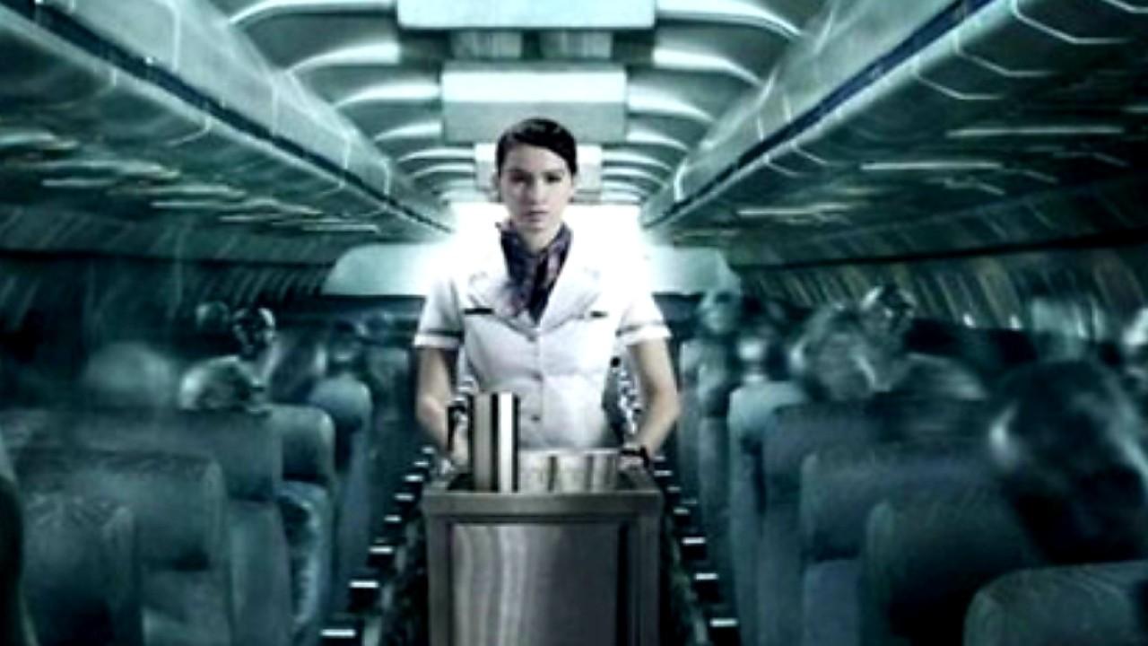 Ilustrasi di dalam kabin pesawat (net)
