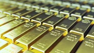 Ilustrasi emas batangan Antam-1634372961
