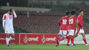 Laga Timnas U-23 melawan Tajikistan-1634728144