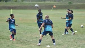 Latihan skuad Persib Bandung-1634645632