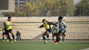 Latihan Timnas Indonesia U23-1634641826