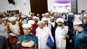 Perayaan Maulid Nadi di Masjid Nurul Musthofa Center-1634731985